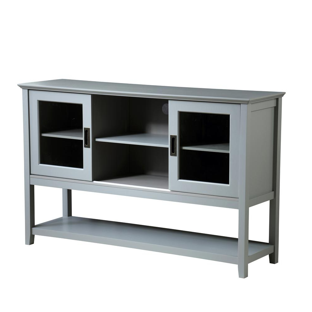 """Latest Pardeesville 55"""" Wide Buffet Tables In Boyel Living 55 In (View 10 of 20)"""