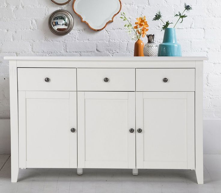 """Latest Winston Porter Paull 3 Door Accent Cabinet & Reviews With Regard To Marple 42"""" Wide 2 Drawer Servers (View 9 of 20)"""