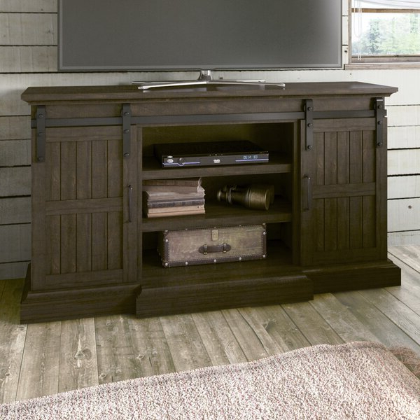 """Laurel Foundry Modern Farmhouse Rhiannon Tv Stand For Tvs Within Most Popular Lorraine Tv Stands For Tvs Up To 70"""" (View 17 of 20)"""
