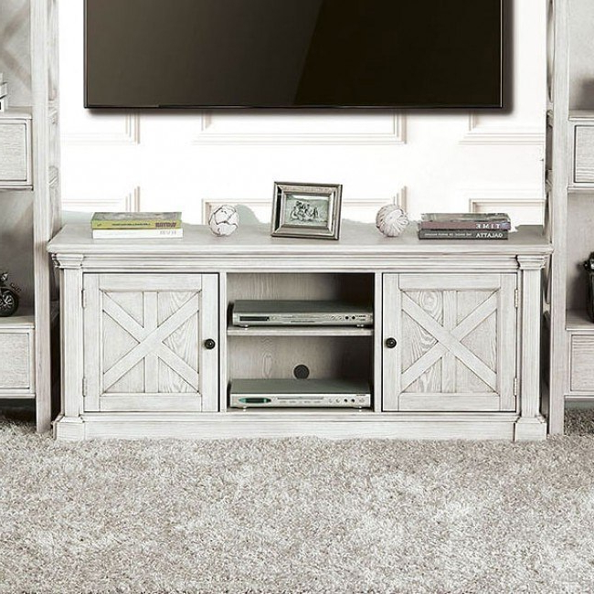 """Leafwood Tv Stands For Tvs Up To 60"""" Within Fashionable Georgia 60 Inch Tv Stand Furniture Of America (View 20 of 20)"""