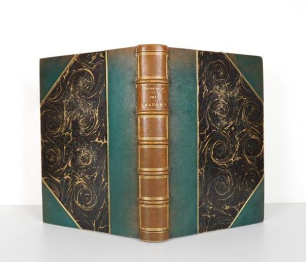 Leveille Buffet Tables Inside Best And Newest Balzac (honoré De) – Les Chouans – Paris ; Émile Testard (View 18 of 20)