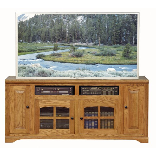 Loon Peak® Glastonbury Solid Wood Tv Stand For Tvs Up To With Regard To Fashionable Blaire Solid Wood Tv Stands For Tvs Up To (View 10 of 20)
