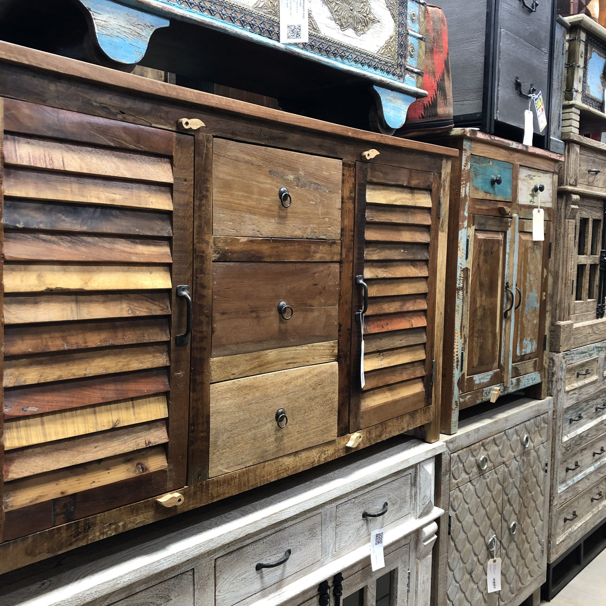 Lots Of Reclaimed Sideboards (View 10 of 20)