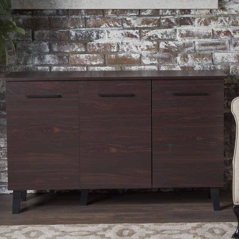 """Lusby 46.8"""" Sideboards With Regard To Popular Orren Ellis Lusby  (View 7 of 17)"""