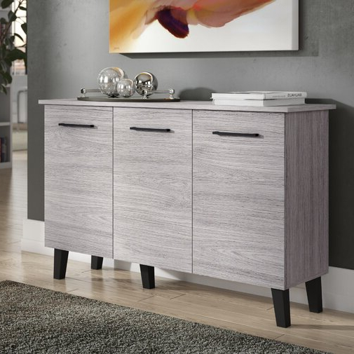 """Lusby 46.8"""" Sideboards Within Favorite Orren Ellis Lusby  (View 11 of 17)"""