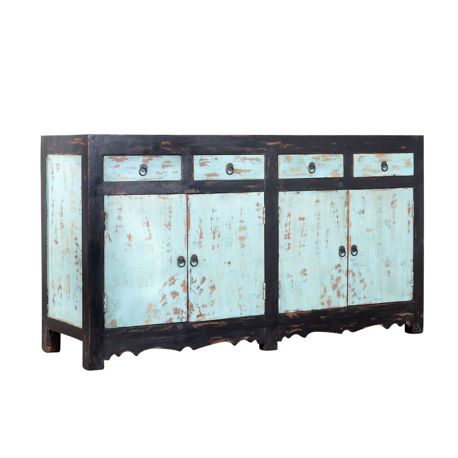 """Maddox 80"""" Wide Mango Wood Sideboards Regarding Well Known Overstock: Online Shopping – Bedding, Furniture (View 8 of 20)"""
