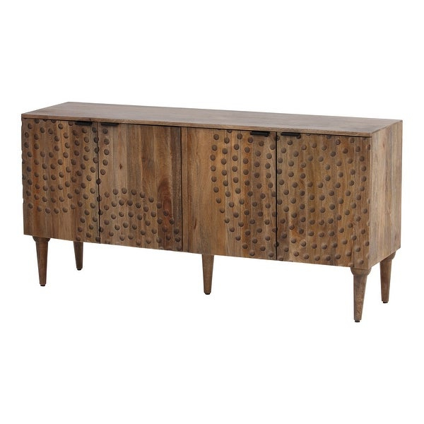 """Featured Photo of Maddox 80"""" Wide Mango Wood Sideboards"""