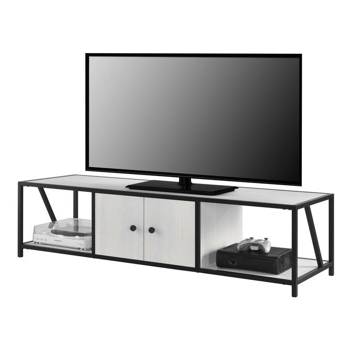 """Metin Tv Stands For Tvs Up To 65"""" For Recent Weston Tv Stand For Tvs Up To 65 Inches In (View 13 of 20)"""