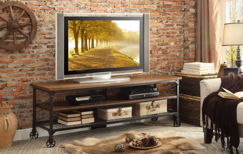 """Millwood Black 65"""" Tv Stand – 1stopbedrooms (View 17 of 20)"""