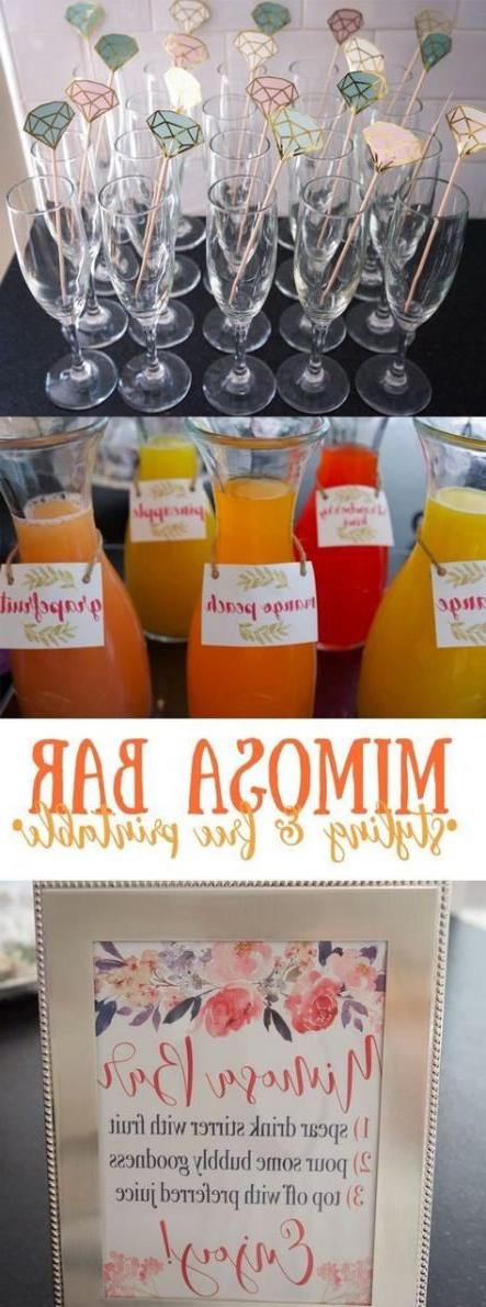 Mimosa Bar Bridal (View 14 of 20)