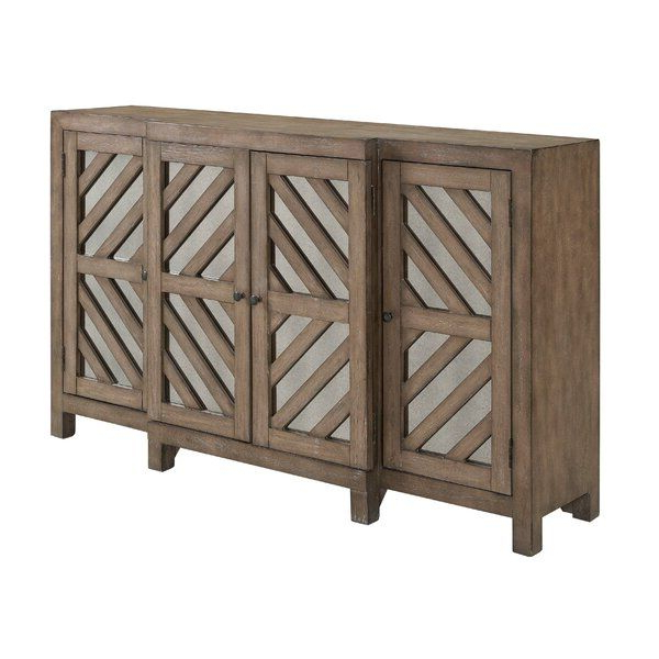 Mirrored Credenza, Furniture (View 15 of 20)