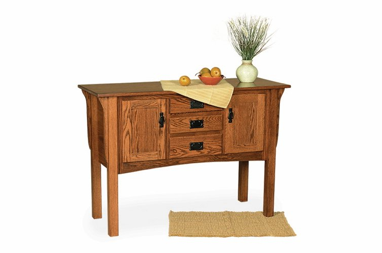 Mission Collection Sideboard – Adirondack Furniture With Favorite Abdisalan (View 13 of 20)
