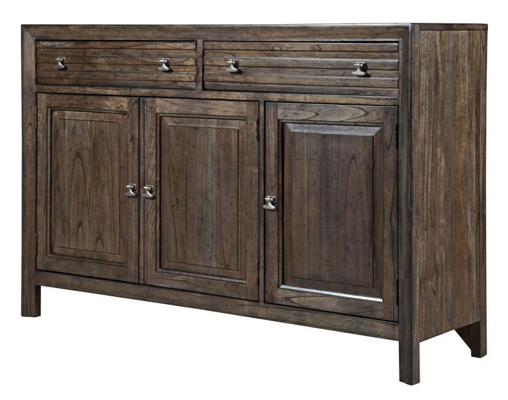 """Montreat Black Rock Sideboardkincaid Furniture Regarding Most Current Tabernash 55"""" Wood Buffet Tables (View 7 of 20)"""