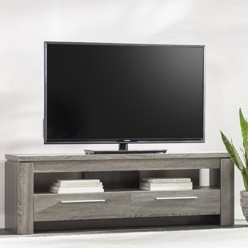 """Most Current Binegar Tv Stands For Tvs Up To 65"""" For Mercury Row Rorie Tv Stand For Tvs Up To 65"""" & Reviews (View 7 of 20)"""