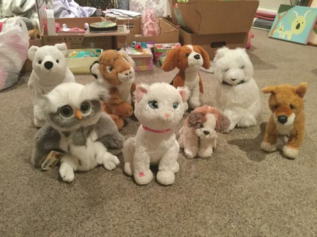 Most Current Blissa Sideboards Inside Soft Toys Plush Dog, Kitten, Tiger, Barbie Blissa Cat (View 19 of 20)