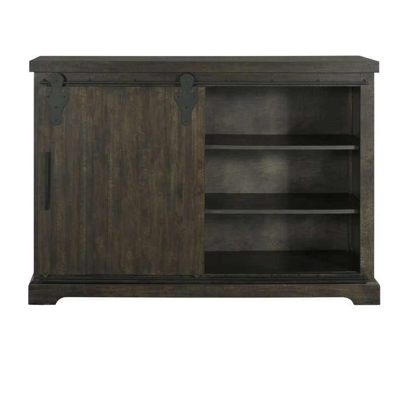 """Most Current Eskew 60"""" Wide Sideboards Inside Review kenworthy 60"""" Wide 3 Drawer Sideboard Drawer (View 4 of 20)"""
