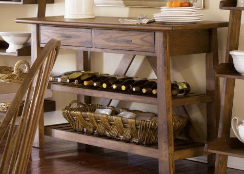 Most Current Farmhouse Serverliberty. $451.21. Width  (View 18 of 20)