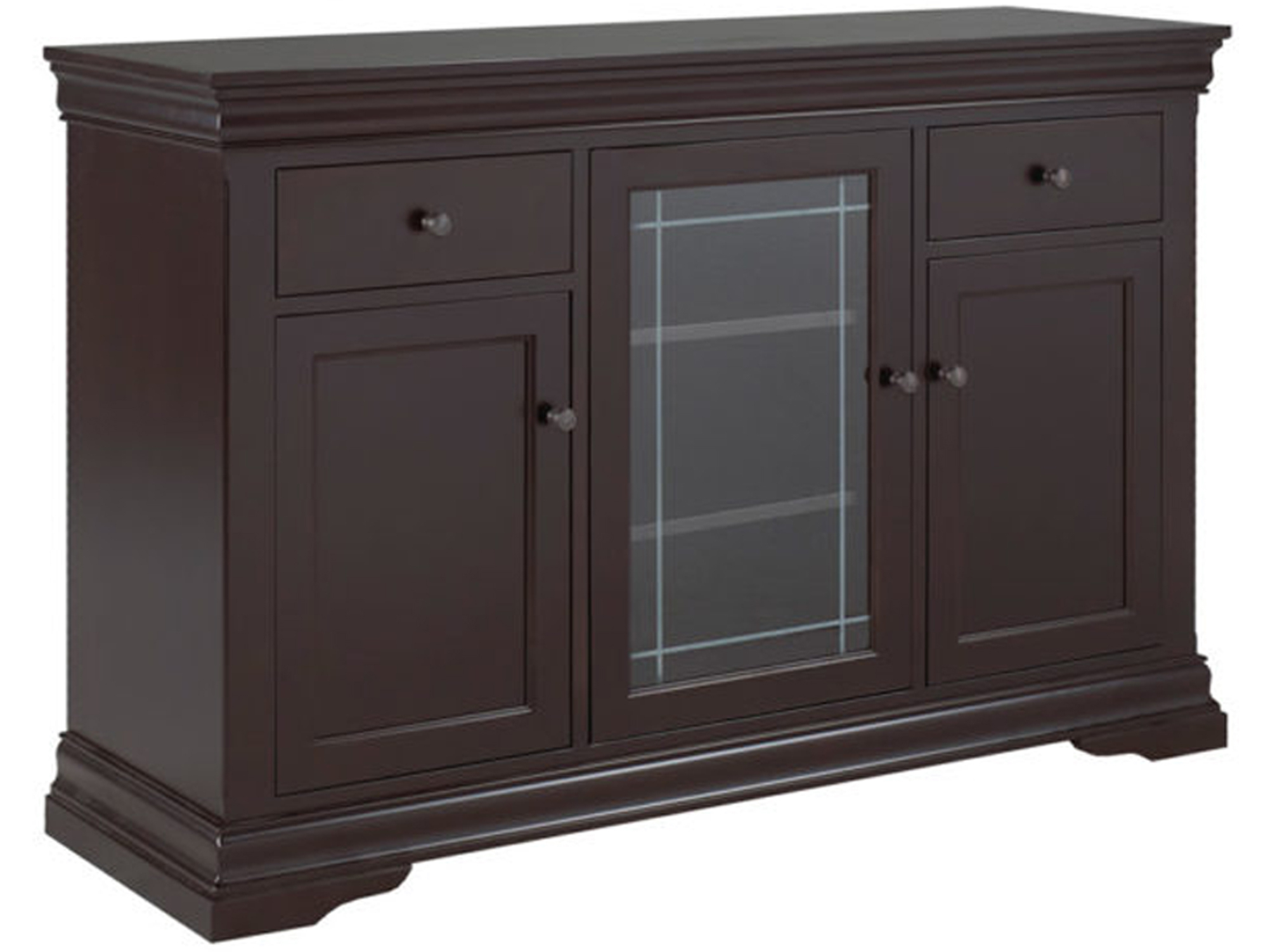 """Most Current Francisca 40"""" Wide Maple Wood Sideboards With Regard To Empress Sideboard – Creative Home Furnishings (View 12 of 20)"""