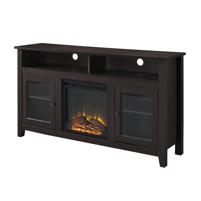 """Most Current Kohn Tv Stand For Tvs Up To 58"""" With Fireplace Included With Regard To Jace Tv Stands For Tvs Up To 58"""" (View 6 of 20)"""