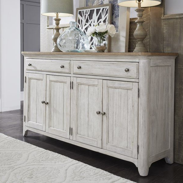 Most Current Konen 68'' Wide 2 Drawer Sideboard (View 20 of 20)