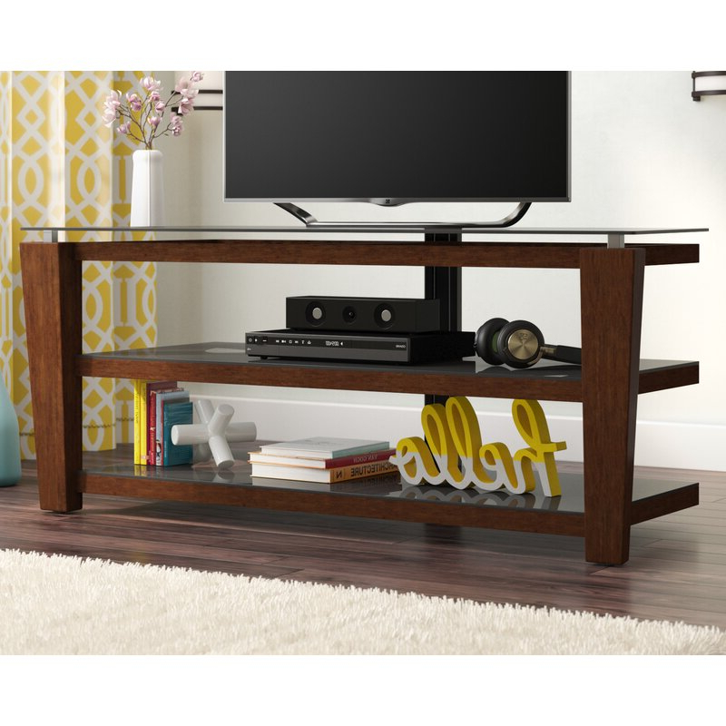 """Most Current Red Barrel Studio Wensley Tv Stand For Tvs Up To 58 With Regard To Josie Tv Stands For Tvs Up To 58"""" (View 11 of 20)"""