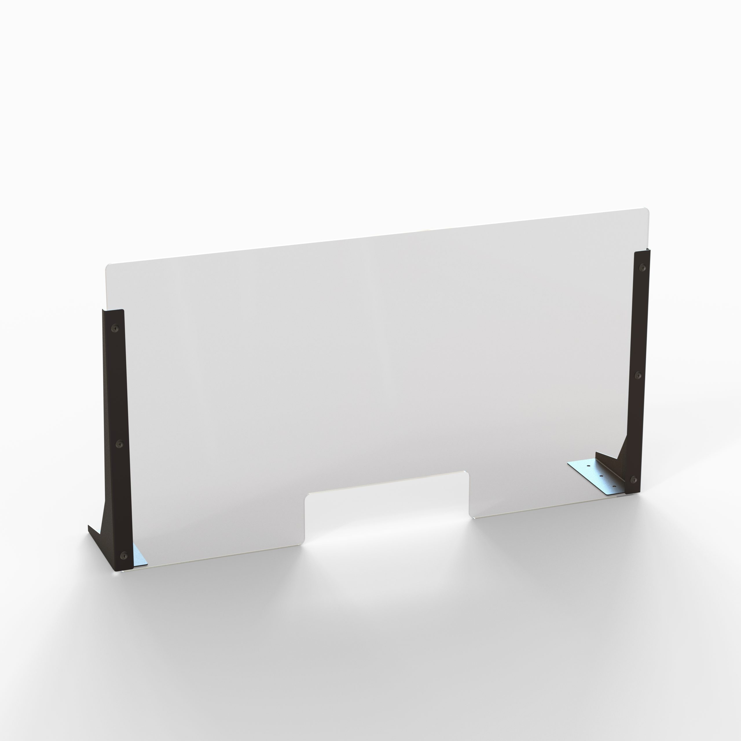 """Most Current Stotfold 32"""" Wide Drawer Servers Intended For Acrylic Cough & Sneeze Barrier – 32"""" Wide/18"""" Height (View 9 of 20)"""