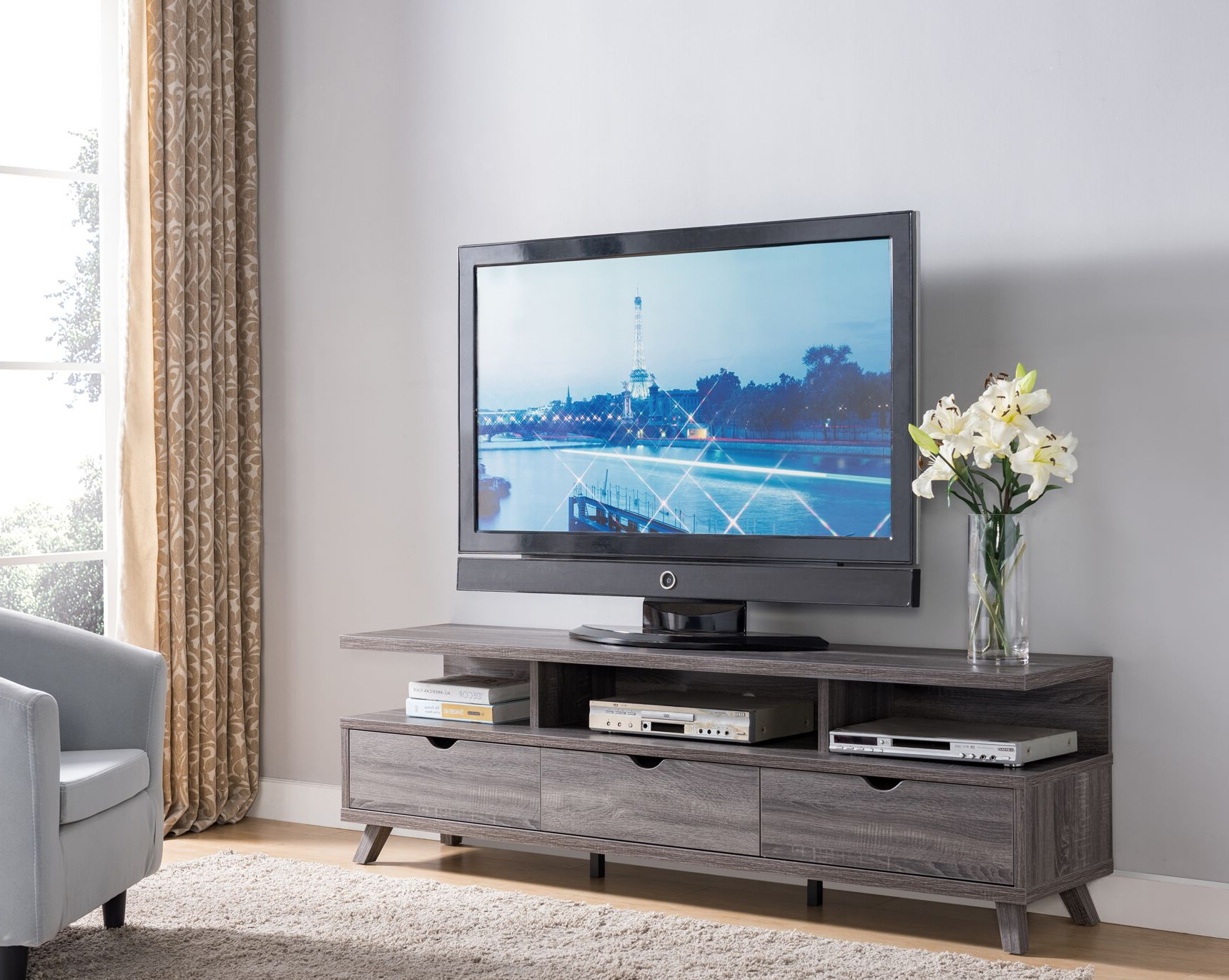 """Most Popular 70"""" Tv Stand  Color Option For Huntington Tv Stands For Tvs Up To 70"""" (View 16 of 20)"""