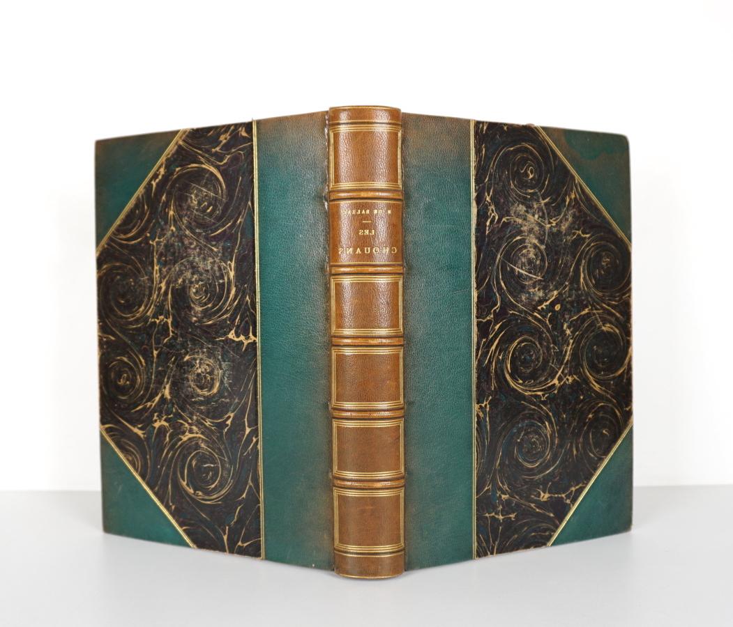 Most Popular Leveille Buffet Tables Inside Balzac (honoré De) – Les Chouans – Paris ; Émile Testard (View 15 of 20)