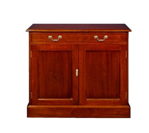 """Most Popular Searsport 48"""" Wide 4 Drawer Buffet Tables With Regard To Two Door Regency Sideboard – Solid Mahogany – Stephen J (View 3 of 20)"""