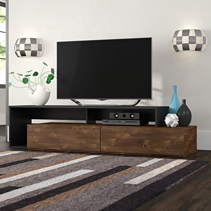 """Most Recent Josie Tv Stands For Tvs Up To 58"""" Regarding Irina Tv Stand For Tvs Up To 78 Inches (View 17 of 20)"""