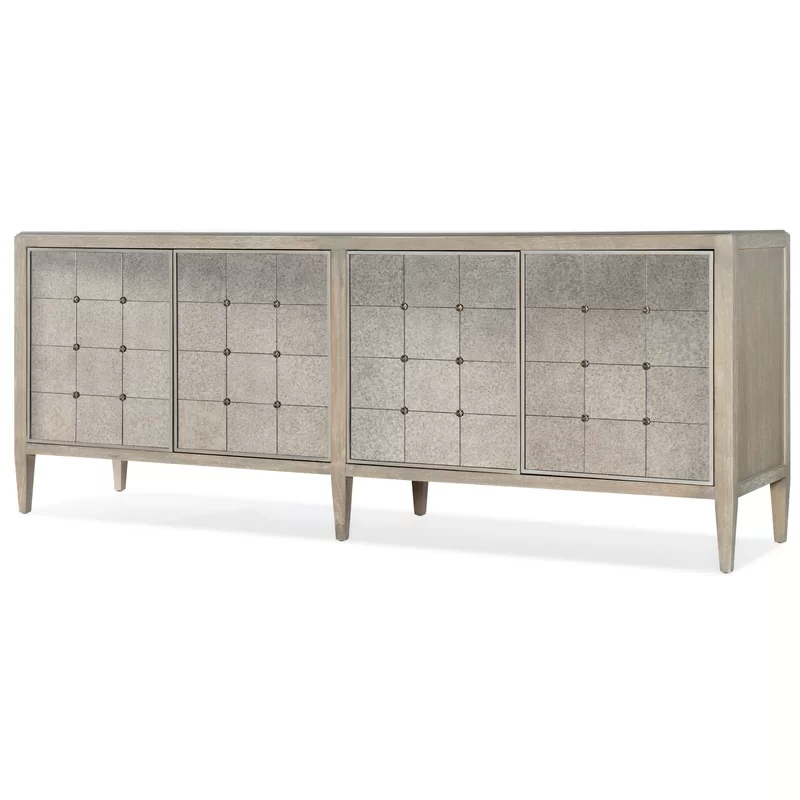 """Most Recent Romance 84"""" Wide Sideboard (View 11 of 20)"""