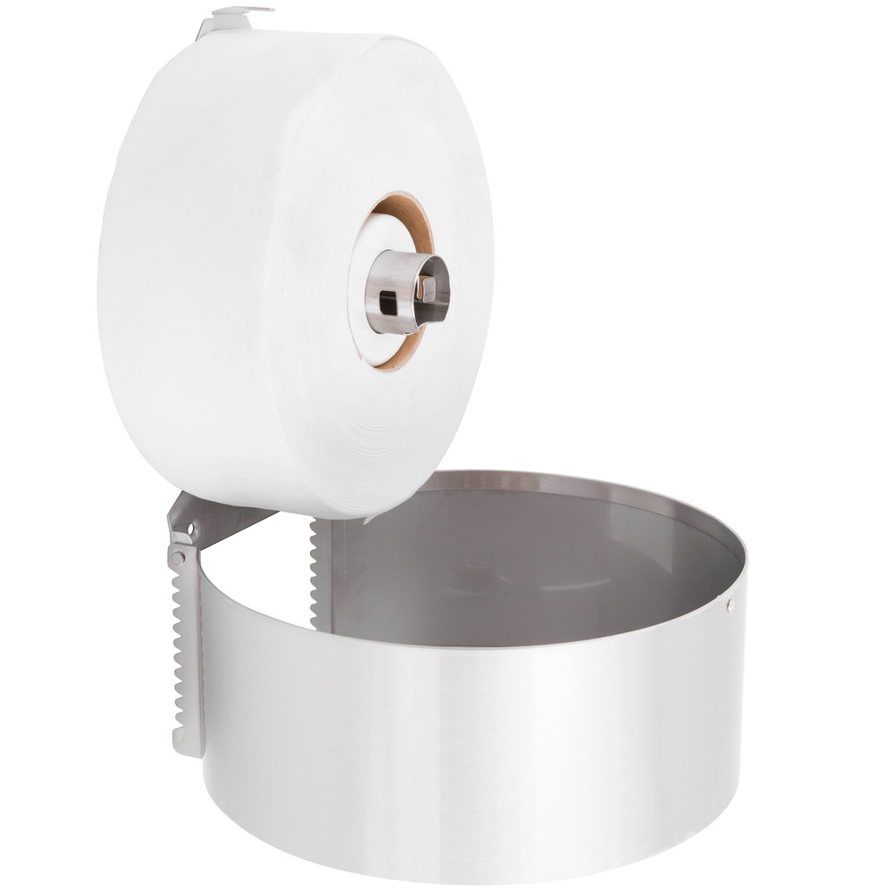 Most Recently Released Bobrick B 2890 Jumbo Roll Surface Mounted Single Roll Within Oretta  (View 14 of 20)