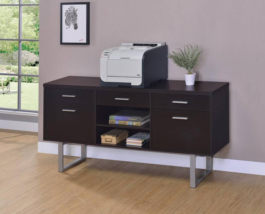 """Featured Photo of Fugate 48"""" Wide 4 Drawer Credenzas"""