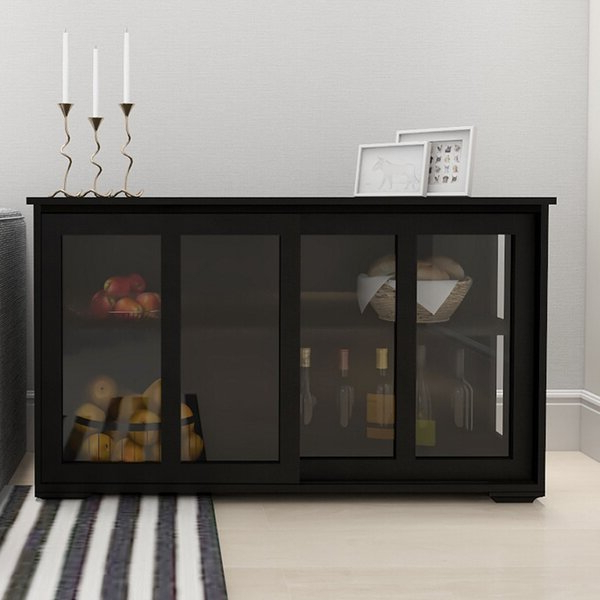 """Most Up To Date Red Barrel Studio® Oretta 41.92"""" Wide Sideboard & Reviews With Regard To Oretta  (View 2 of 20)"""