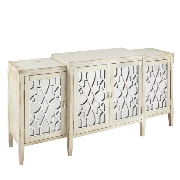 """Newest Palisade 68"""" Wide Sideboards Intended For Zawacki 68"""" Wide Buffet Table (View 3 of 20)"""