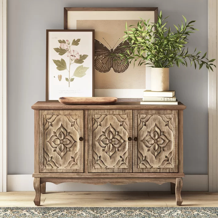 """Northwood 72"""" Wide Mango Wood Buffet Tables With Regard To Best And Newest Pin On Buffet (View 17 of 20)"""