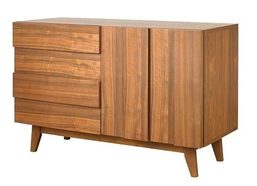"""Ogden 59"""" Sideboards With Fashionable Sideboard (View 5 of 20)"""