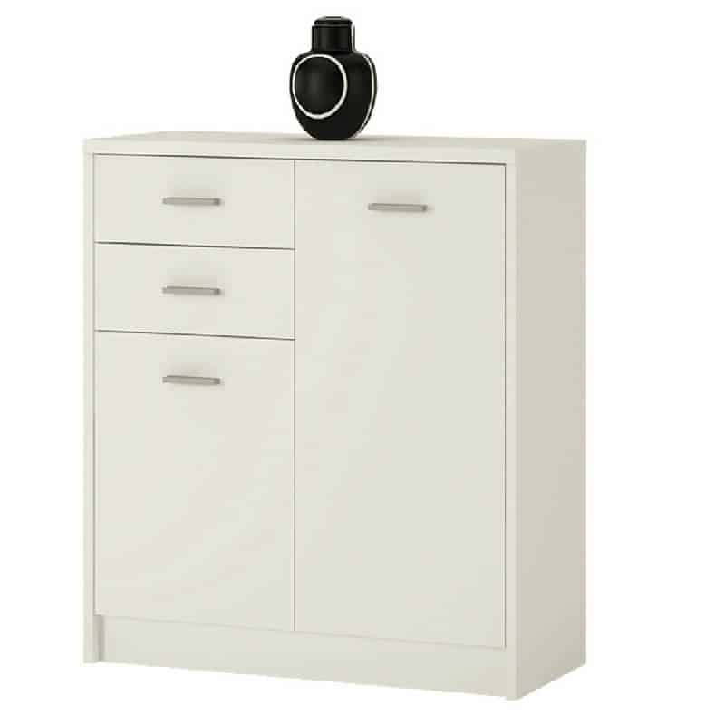 """[%pearl White Cupboard, 2 Doors, 2 Drawers [4you] In Best And Newest Kinston 74"""" Wide 4 Drawer Pine Wood Sideboards kinston 74"""" Wide 4 Drawer Pine Wood Sideboards Inside Preferred Pearl White Cupboard, 2 Doors, 2 Drawers [4you] best And Newest Kinston 74"""" Wide 4 Drawer Pine Wood Sideboards Within Pearl White Cupboard, 2 Doors, 2 Drawers [4you] 2020 Pearl White Cupboard, 2 Doors, 2 Drawers [4you] Regarding Kinston 74"""" Wide 4 Drawer Pine Wood Sideboards%] (View 6 of 20)"""