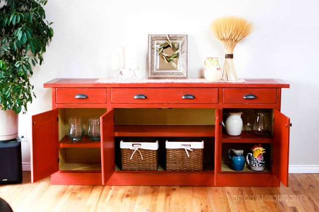 Planked Wood Sideboard (View 14 of 20)