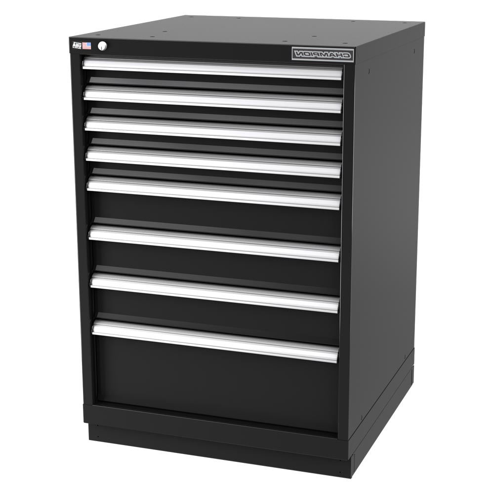"""Popular Daisi 50"""" Wide 2 Drawer Sideboards Throughout Sw1800 0801ilc Ftb 8 Drawer Cabinet In Standard Width In (View 8 of 20)"""