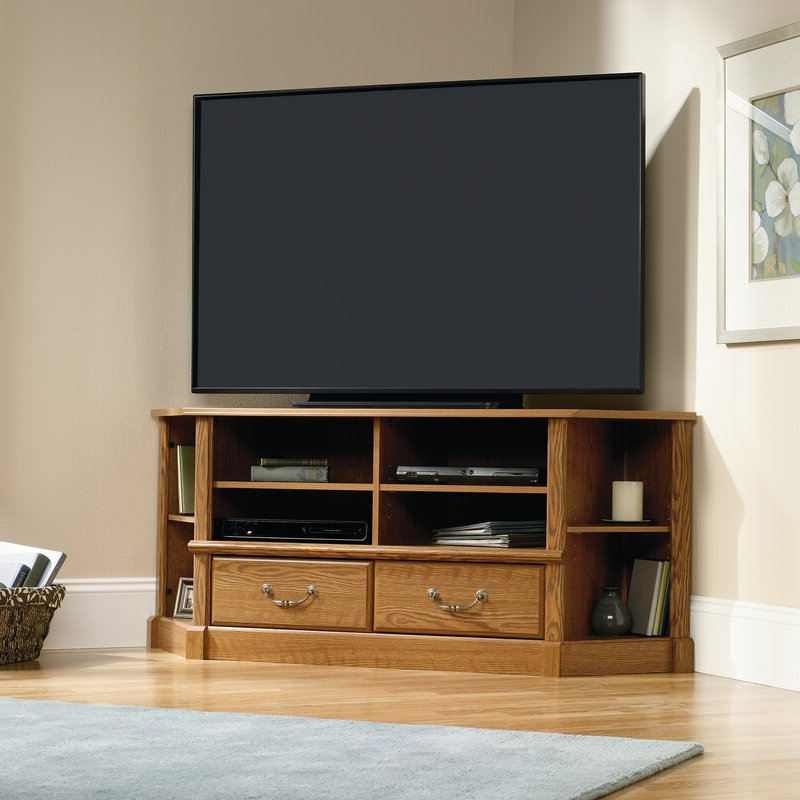 """Preferred Darby Home Co Levingston Tv Stand For Tvs Up To 65 Inside Finnick Tv Stands For Tvs Up To 65"""" (View 12 of 20)"""