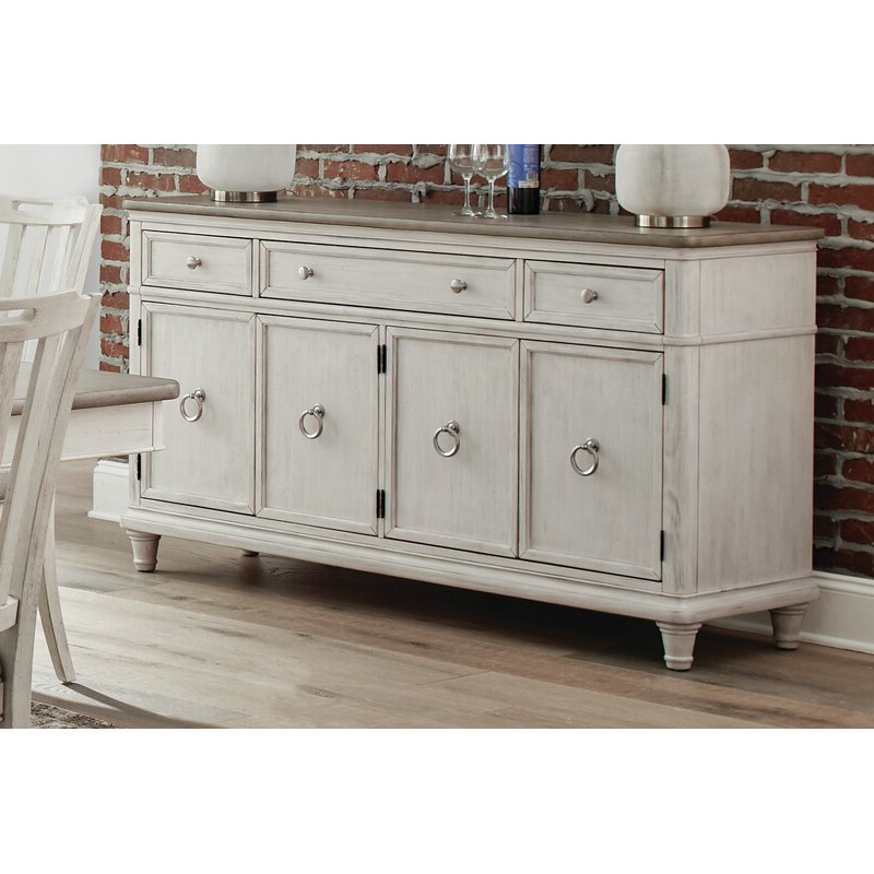 Preferred Panama Jack Sonoma 66'' Wide 3 Drawer Sideboard (Gallery 14 of 20)