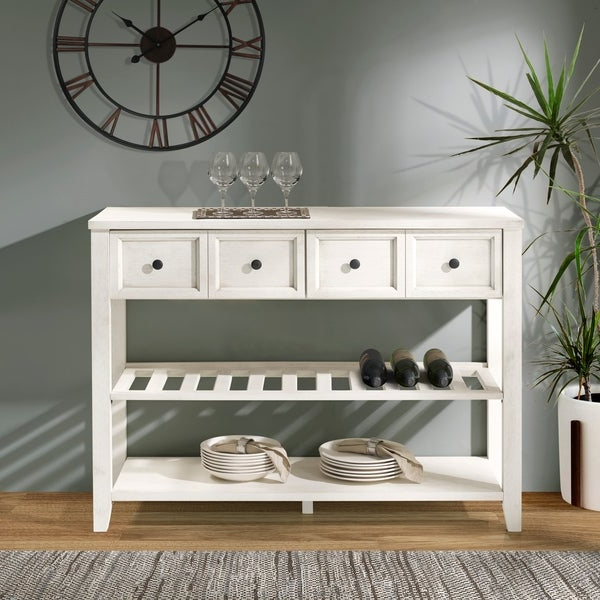 """Featured Photo of Desirae 48"""" Wide 2 Drawer Sideboards"""