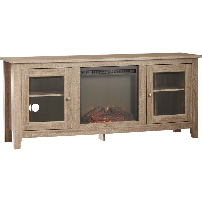"""Preferred Zipcode Design™ Kohn Tv Stand For Tvs Up To 65"""" With With Regard To Buckley Tv Stands For Tvs Up To 65"""" (View 14 of 20)"""