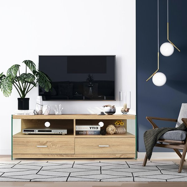 """Quillen Tv Stands For Tvs Up To 43"""" Pertaining To Trendy Ivy Bronx Mikels Tv Stand For Tvs Up To 43"""" (View 3 of 20)"""