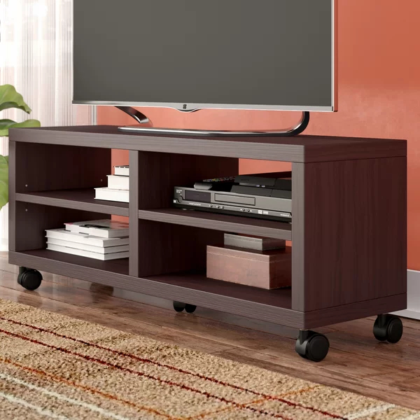 """Quillen Tv Stands For Tvs Up To 43"""" Regarding Best And Newest Ebern Designs Abrielle Tv Stand For Tvs Up To (View 18 of 20)"""