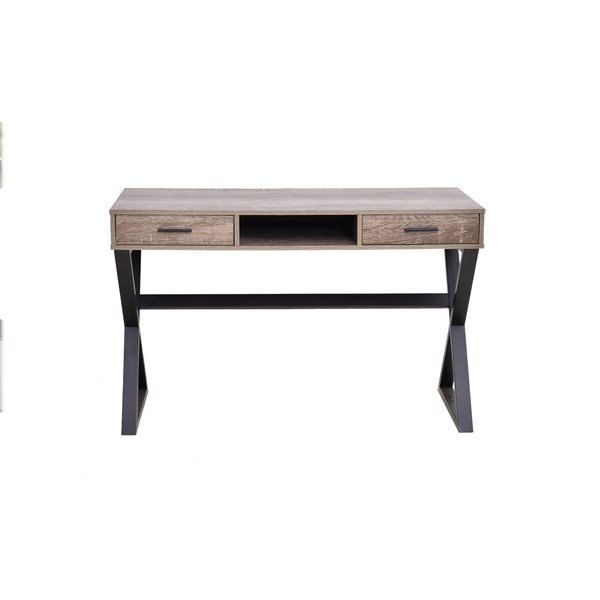 Raybon Buffet Tables Intended For Recent Gracie Oaks Raybon Desk With Drawers & Reviews (View 5 of 20)
