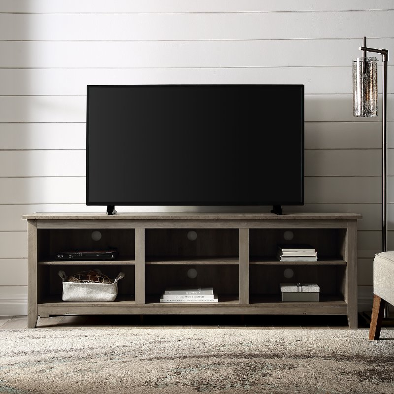 """Rc Willey Inside 2019 Lorraine Tv Stands For Tvs Up To 70"""" (View 6 of 20)"""