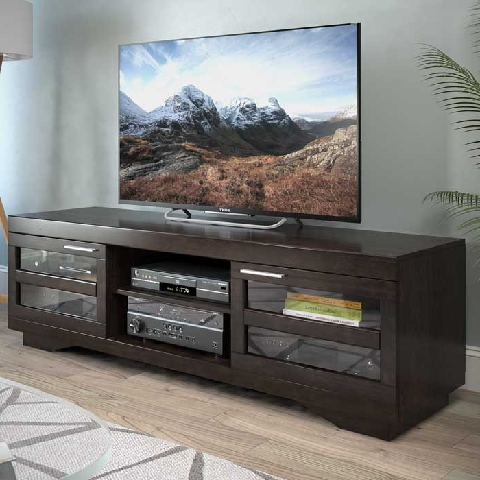 """Rc Willey With Current Aaric Tv Stands For Tvs Up To 65"""" (View 14 of 20)"""