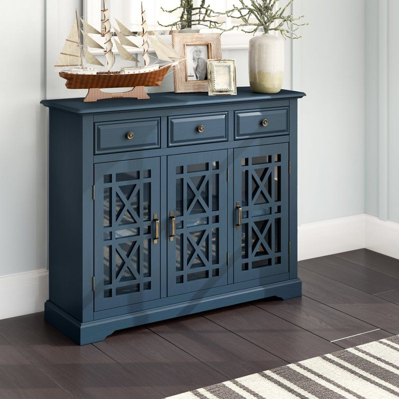 """Recent 42"""" Wide Sideboards Pertaining To Winston  (View 3 of 20)"""